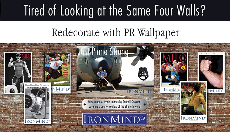IronMind Posters: Poster power