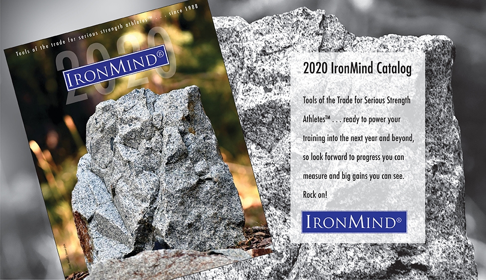 IronMind 2020 Catalog