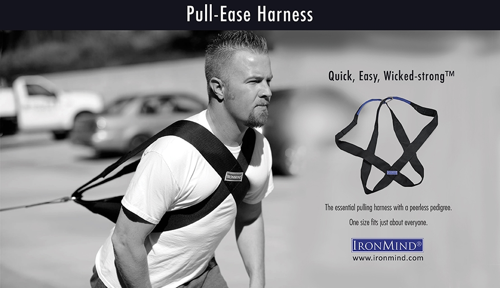 Pull-Ease Harness