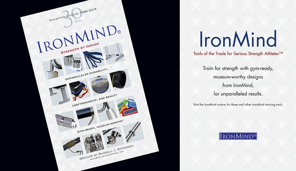 IronMind Product Design