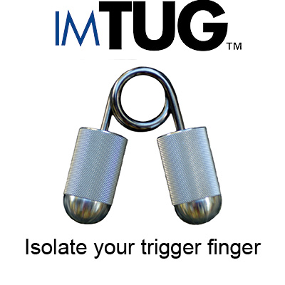 IMTUG: The Two-Finger Utility Gripper. Isolate your trigger finger.