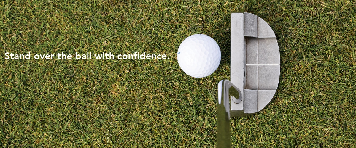 Find a consistent, smooth path to the ball