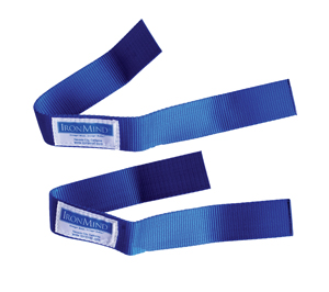 Short & Sweet™ Lifting Straps
