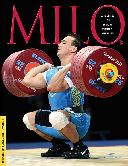 The gold medal results of Kazakh weightlifter Ilya Ilyin in the 2008 and 2012 Olympics have been disqualified by the IOC for anti-doping violations, based on reanalysis. IronMind® | ©Randall J. Strossen photo