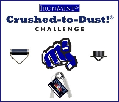 crushed to dust challenge rules for certification