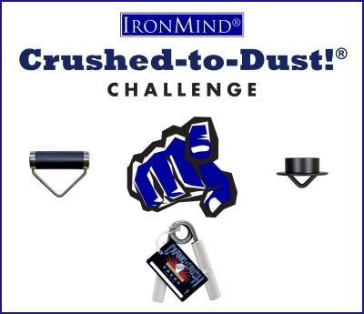 crushed to dust logo