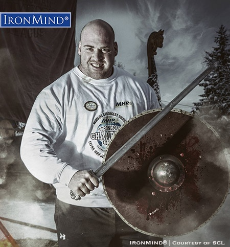 Vikings and strongman go together like ham and eggs, so welcome to the 2017 edition of SCL Norway—aka The Strongest Viking—as Kikki Berli-Johnsen sets the stage. Canada's foremost strongman J-F Caron is the defending champion at Strongman Champions League–Norway. IronMind® | Courtesy of SCL
