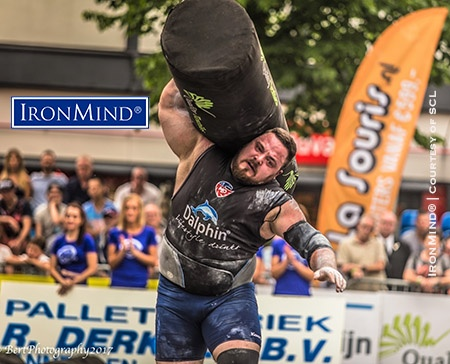 Matjaz Belsak won his second SCL event of the 2017 tour when he claimed the victory at the MLO Strongman Champions League Holland. IronMind® | Courtesy of SCL Holland