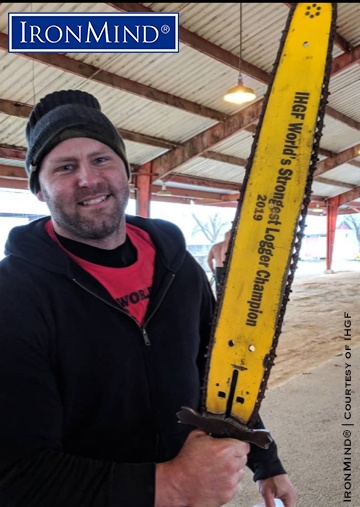 2019 IHGF Stones of Strength and World's Strongest Logger