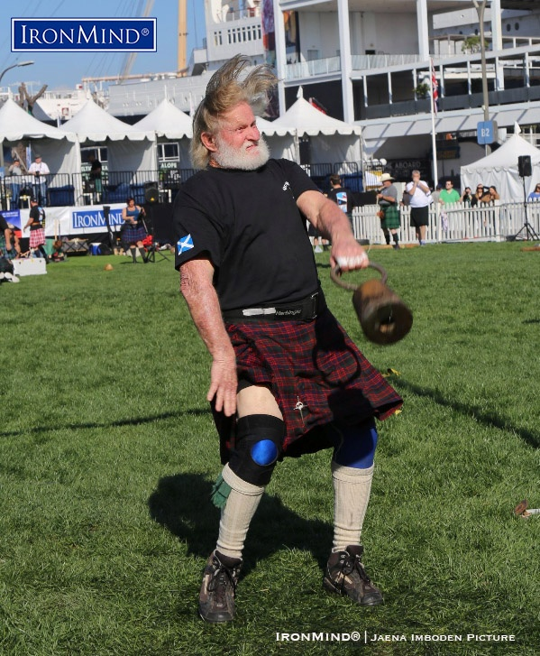 "IronMind New by Randall J. Strossen: Masters Highland Games competitor, ""Vern Alexander is 79 years old and still going strong,"" IHGF president Francis Brebner told IronMind. IronMind® 