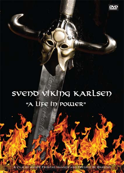 A Life in Power, a DVD on Svend Karlsen, is scheduled to come out shortly. IronMind® | Artwork courtesy of Andre Frostad Hansen.