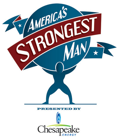 The America's Strongest Man contest logo has just been released and the official website launched: http://americasstrongest.com/. IronMind® | Image courtesy of Philip Pfister.
