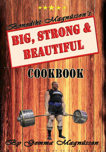 If Gemma Taylor can't get you excited about eating big—even post-holidays—maybe you're not interested in being a strongman or a super.  IronMind® | Courtesy of Gemma Magnusson.
