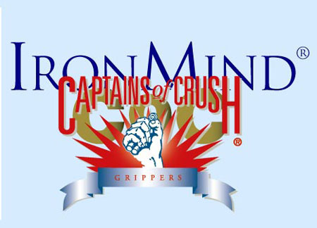 Captains of Crush® Grippers are an icon in the strength world and IronMind® has just launched a website dedicated to them. IronMind® | Artwork courtesy of IronMind® Enterprises, Inc.