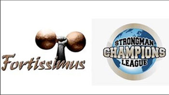 FORTISSIMUS and Strongman Champions League are moving forward with the agreement they reached last year. IronMind® | Artwork courtesy of FORTISSIMUS and Strongman Champions League.