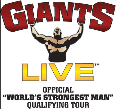 The road to the 2010 World's Strongest Man contest starts in South Africa on April 10.  IronMind® | Artwork courtesy of Giants Live.