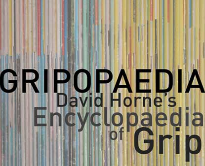 "Compiled by a leading figure in the grip world, David Horne's Gripopaedia ""will cover everything you can imagine related to grip.""  IronMind® 