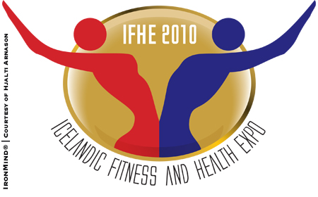 With Hjalti Arnason leading the way, the Land of Fire and Ice is serving up a fitness and health expo later this year.  IronMind® | Artwork courtesy of Hjalti Arnason.