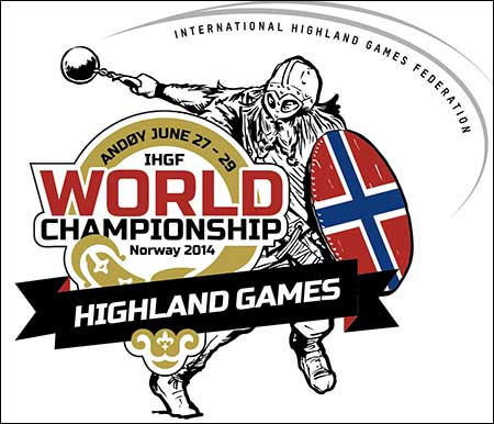 Norway is hosting the 2014 IHGF Amateur Highland Games World Championships.  IronMind® | Courtesy of IHGF