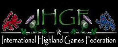 The IHGF continues to expand, spreading the traditional Scottish Highland Games heavy events to more countries worldwide.  IronMind® | Artwork courtesy of IHGF.