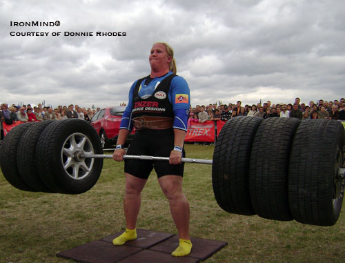 Strongest Woman In The World 2014 World's strongest woman