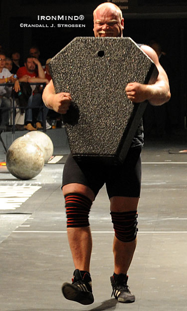 I Dancing With The Stars Victory Produces A Gold Rush For World S Strongest Man Magnus Samuelsson