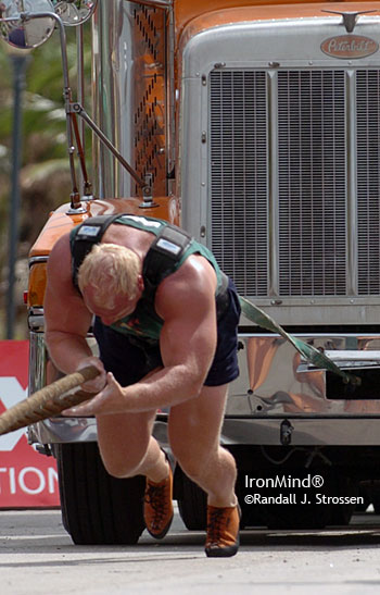 Magnus Samuelsson On The World S Strongest Man Contest Everything Else Is Just A Copy