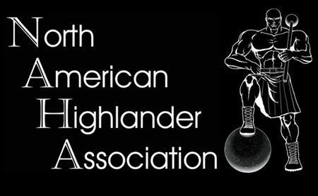 The North American Highlander Association (NAHA) was launched last year and is looking forward to strong growth in 2010.  Artwork courtesy of D. J. Satterfield/NAHA.