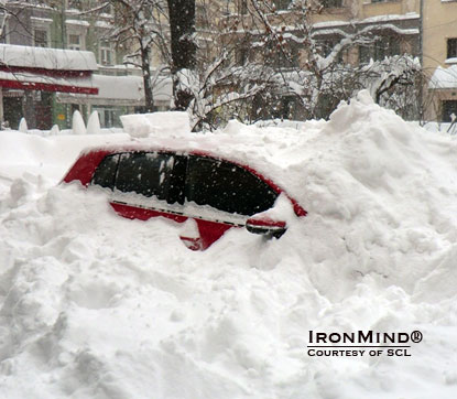 Is this Ervin Katona's car?  IronMind® | Courtesy of SCL.