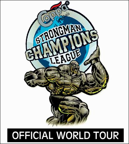 Strongman Champions League has already pulled up stakes from last week's contest in Russia and is headed to Gibraltar for another weekend of top strongman competition.  IronMind® | Courtesy of SCL.