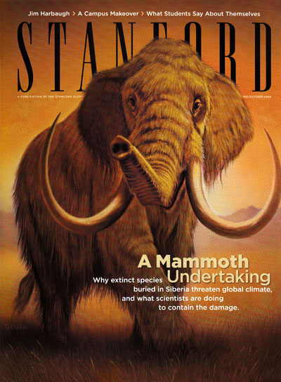 Stanford magazine takes a walk on the wild side. IronMind®