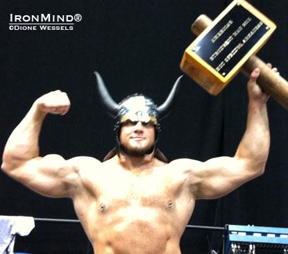 Travis Ortmayer Wins ASC US National Strongman Championships