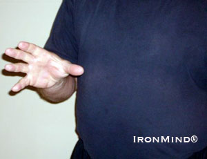 John Brookfield combines speed and power in a Captains of Crush Gripper training drill.  Use this workout to take your grip strength to the next level and develop incredible endurance.  Photos courtesy of IronMind / John Brookfield.