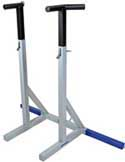 Vulcan Racks III You Decide Double-Dip Bars and Base