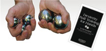 Dexterity Balls and Dexterity Ball Training for Hands course