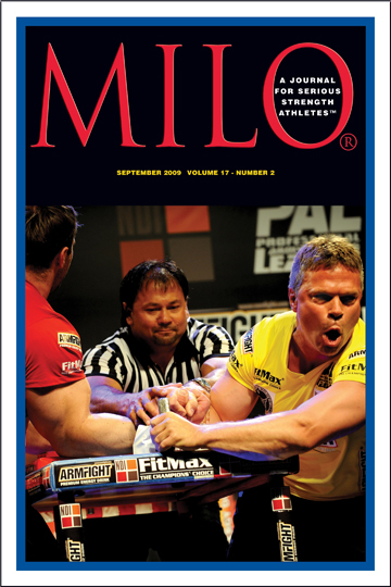 MILO, September 2009, Vol. 17, No. 2